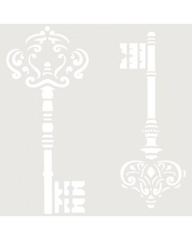 Stencil Mini Figura 099