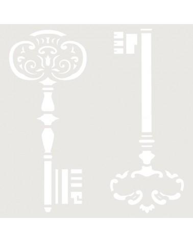 Stencil Mini Figura 100
