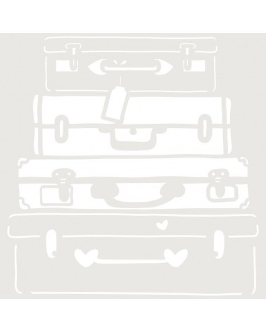 Stencil Mini Figura 106