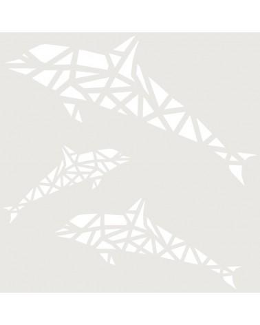 Stencil Mini Figura 129