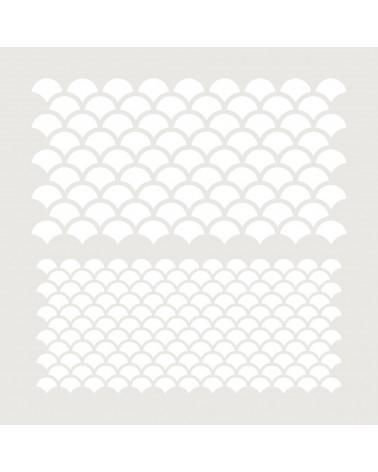 Stencil Mini Fondo 096