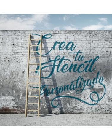 Crea Tu Stencil personalizado 50x70cm