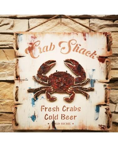 Workshop Live - Sailor Poster - Crab