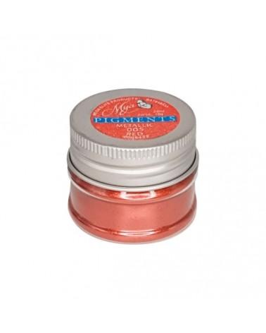 Pigmento MYA 005 Metallic Rojo