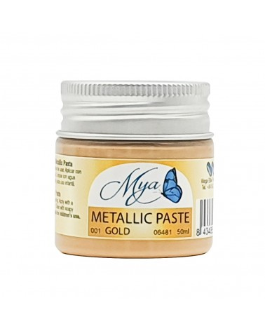 Metallic Paste MYA 001 Gold