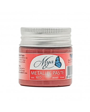 Metallic Paste MYA 005 Red