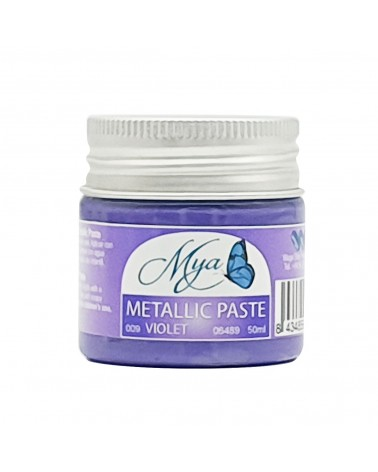 Metallic Paste MYA 009 Violet