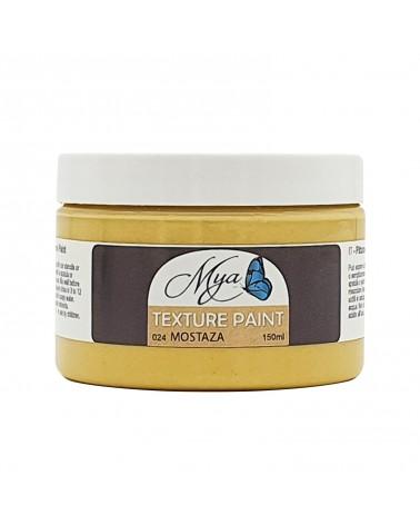 Texture Paint MYA 024 Mustard