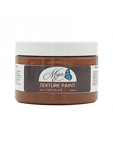 Texture Paint MYA 025 Chocolate