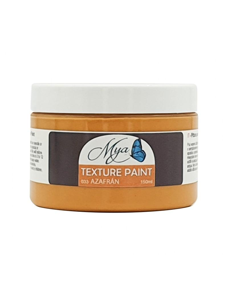 Texture Paint MYA 033 Azafrán