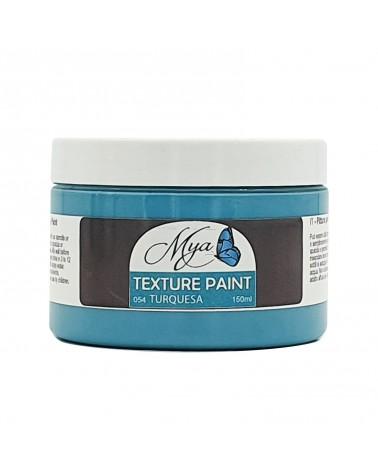 Texture Paint MYA 054 Turquesa