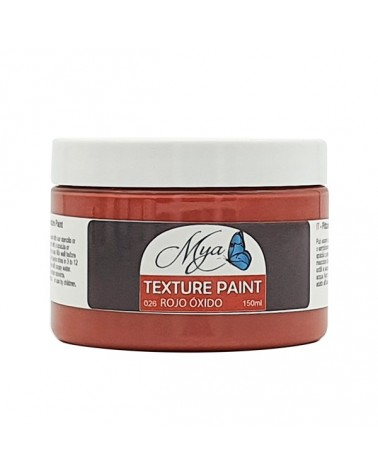 Texture Paint MYA 026 Red Oxide
