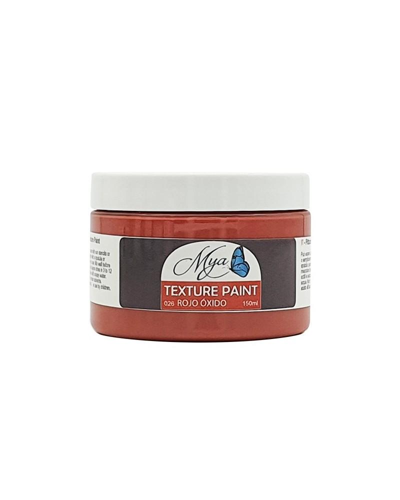 Texture Paint MYA 026 Rojo Óxido