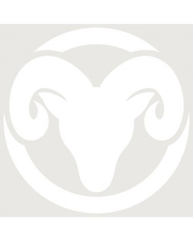 Stencil Aerografia Tattoo Zodiaco 001