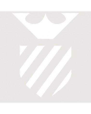 Stencil Aerografia Tattoo Simbolo 023
