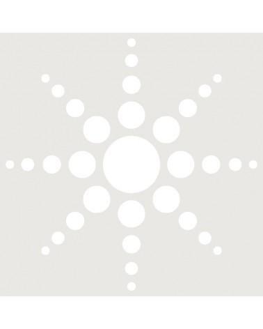 Stencil Aerografia Tattoo Simbolo 001
