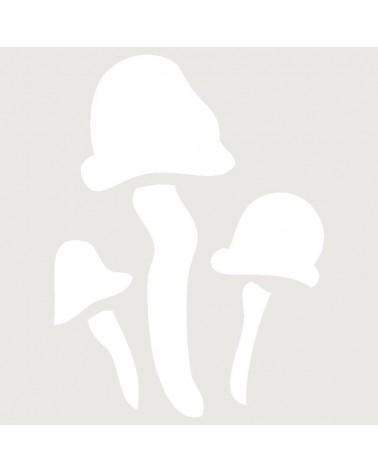 Stencil Aerografia Tattoo Infantil 007