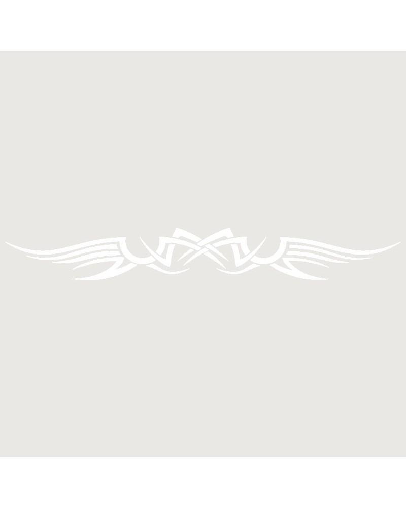 Stencil Aerografia Tattoo Espalda 004