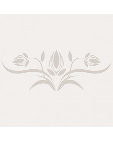 Stencil Aerografia Tattoo Espalda 002