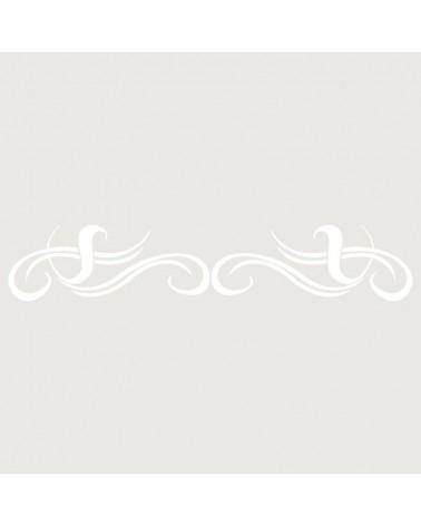 Stencil Aerografia Tattoo Espalda 001
