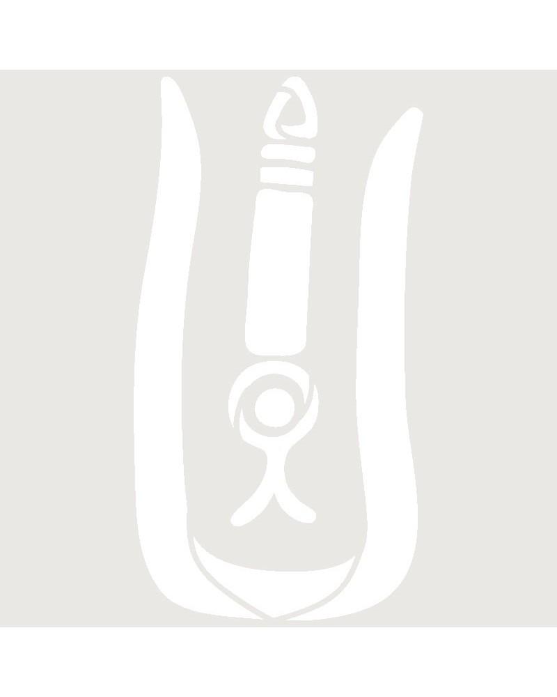 Stencil Aerografia Tattoo Mayas 010
