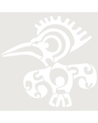 Stencil Aerografia Tattoo Mayas 001