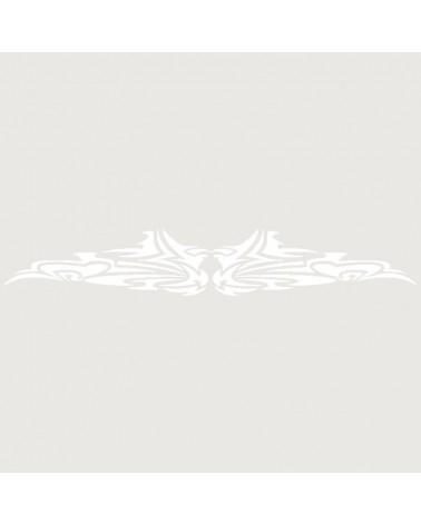 Stencil Aerografia Tattoo Brazalete 008
