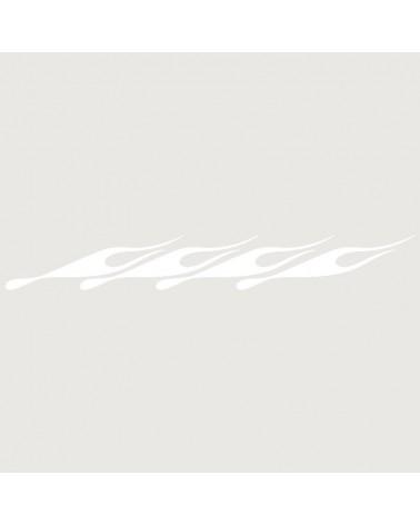 Stencil Aerografia Tattoo Brazalete 004