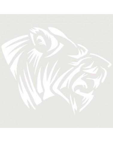 Stencil Aerografia Tattoo Animal 060