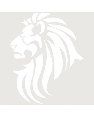 Stencil Aerografia Tattoo Animal 058