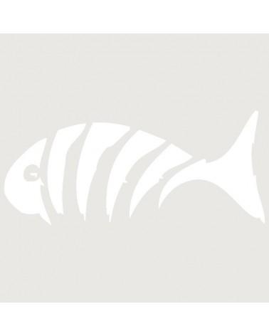 Stencil Aerografia Tattoo Animal 053