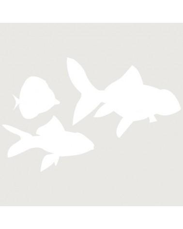 Stencil Aerografia Tattoo Animal 036