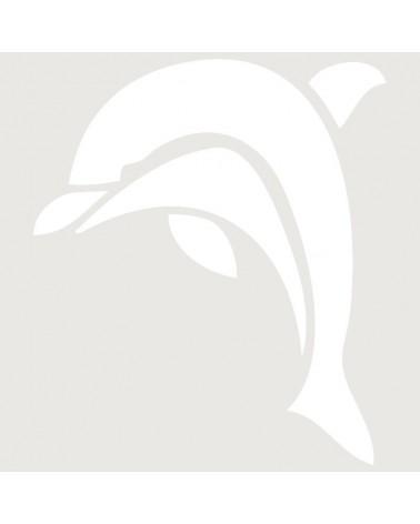 Stencil Aerografia Tattoo Animal 034
