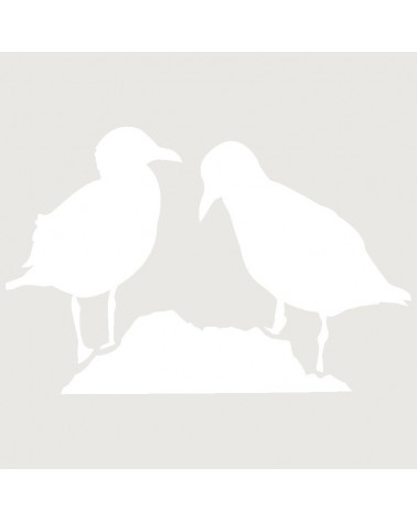 Stencil Aerografia Tattoo Animal 027