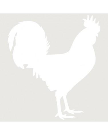 Stencil Aerografia Tattoo Animal 018