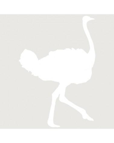Stencil Aerografia Tattoo Animal 015