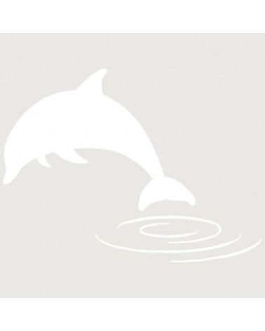 Stencil Aerografia Tattoo Animal 013