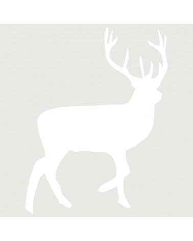 Stencil Aerografia Tattoo Animal 002