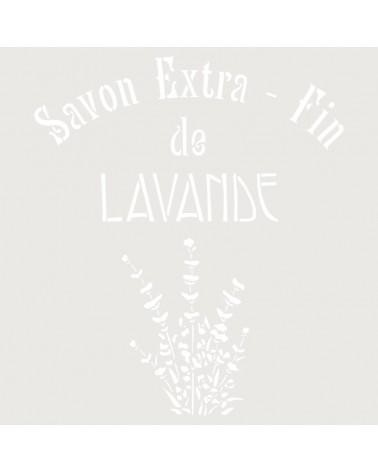 Stencil Deco Composición 246 Savon Extra