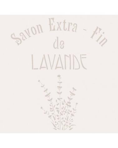 Stencil MYA Composition 246 Savon Extra