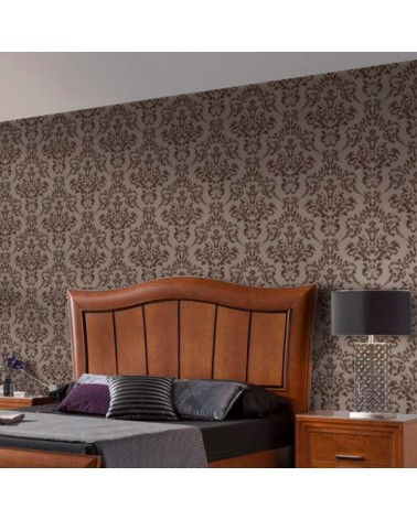 Stencil MYA Home Decor Damask 003