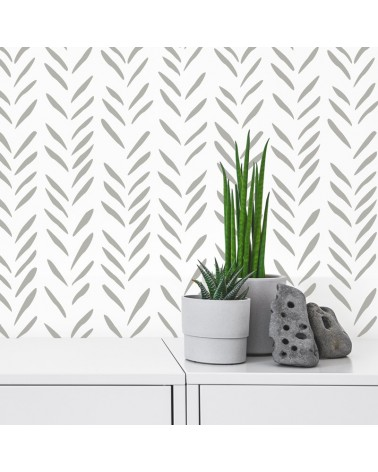 Stencil MYA Home Decor Prints 009 Chevron