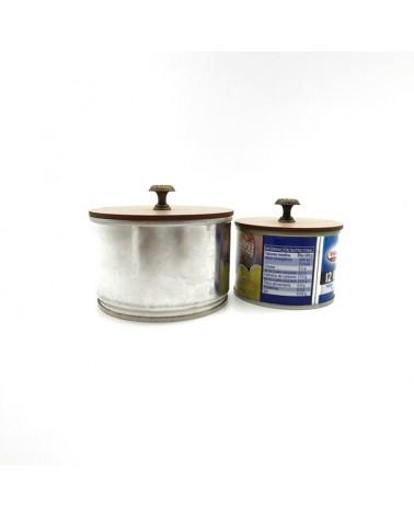 DIY Kit 027 Set of Tin Lids