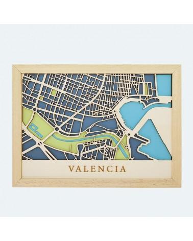 DIY Map Kit 004 Valencia Port