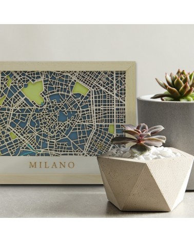 DIY Map Kit 006 Milano
