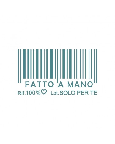 Rubber Stamp MYA 0037 Fatto a Mano