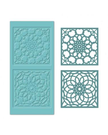 Silicone Mold MYA 048 Tiles