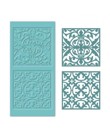 Silicone Mold MYA 047 Tiles