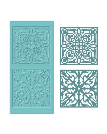 Silicone Mold MYA 046 Tiles