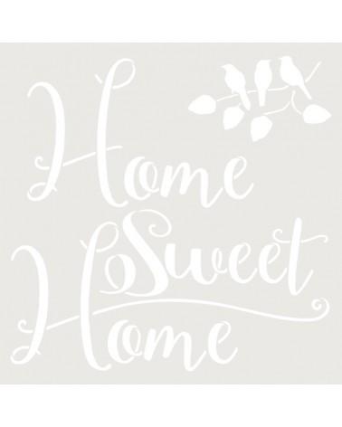 Stencil Deco Texto 060 Home...